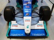 F1 Sauber C19 (2000) Royaltyfri Foto