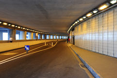 F1 tunnel Monaco Royalty Free Stock Photos