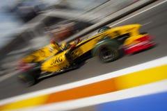 F1 Valencia Street Circuit 2010 Stock Photos
