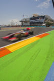 F1 Valencia Street Circuit 2010 Stock Photos