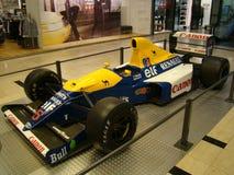 F1 Williams FW14 Fotografie Stock