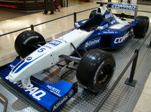 F1 Williams FW23 (2001) royaltyfria foton