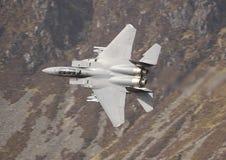 F15 de baixo nível Imagem de Stock