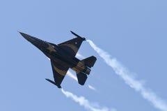 F16 de SoloTurk Imagem de Stock