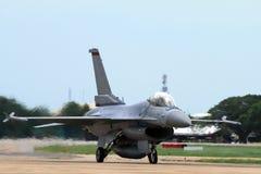 F16 dell'aeroplano Immagini Stock