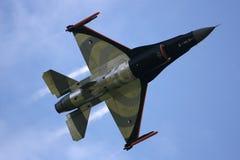 F16 het Vechten Valk Royalty-vrije Stock Foto's