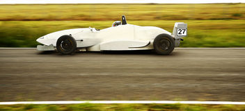 F1600 Grand Prix die motorsport rennen Royalty-vrije Stock Foto