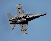 F18 americano Imagem de Stock