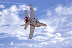 F18 Banking Royalty Free Stock Images