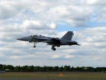 F18 Hornet Stock Photography
