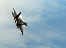 F22 Raptor Stock Photo
