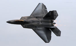 F22 Raptor Royalty Free Stock Photo