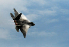 F22 Raptor Royalty Free Stock Photos
