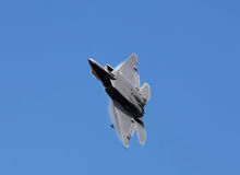 F22-roofvogel Royalty-vrije Stock Afbeelding