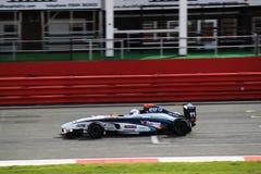 F3 Renault Racing Car Royalty Free Stock Photos