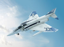 F4 Phantom 01 Stock Photography