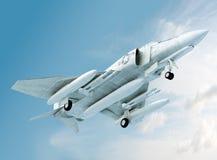 F4 Phantom 02 Lizenzfreie Stockbilder