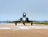 F4 (Phantom) aircraft Stock Photography