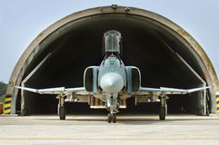F4 (Phantom) nose Royalty Free Stock Images