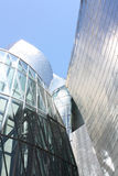 Guggenheim Museum, Bilbao in Spain Royalty Free Stock Photography