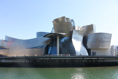 Guggenheim Museum, Bilbao in Spain Stock Photo
