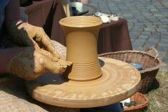 Faça a cerâmica Imagens de Stock