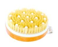 Faça massagens a escova do anti-cellulite Foto de Stock