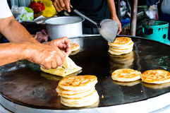 Faça o alimento indiano. Foto de Stock Royalty Free