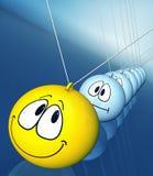 Faça-os sorrir Fotografia de Stock Royalty Free