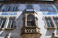 Façade à Porto photographie stock libre de droits