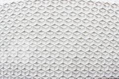 Façade abstraite blanche Photos libres de droits