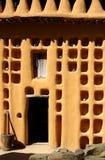 Façade africaine Photographie stock libre de droits