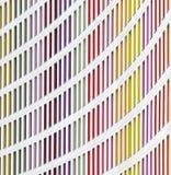 Façade coloré Photographie stock libre de droits