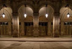 Façade de bâtiment Photographie stock libre de droits
