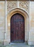 Façade de cathédrale de Bath Photographie stock libre de droits