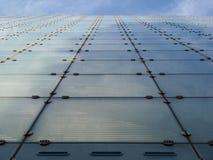 Façade de construction d'Urbis à Manchester Image stock