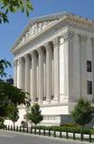 façade de cour Supreme Images libres de droits