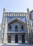Façade de la mosquée de Juma dans Abanotubani, Tbilisi, Georgia Europe Photographie stock libre de droits