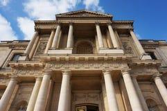Façade de la tombe du napoléon Images libres de droits