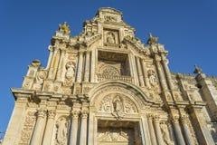 Façade de monastère de Cartuja, Jerez de la Frontera Photographie stock libre de droits