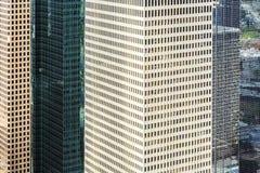 Façade des bâtiments modernes Photo libre de droits