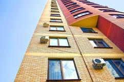 Façade du bâtiment moderne Photo libre de droits