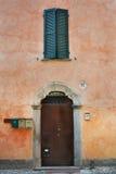 Façade italienne Image libre de droits