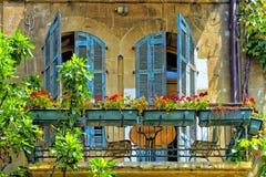 Façade Jaffa Israël Image stock