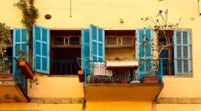 Façade Jaffa Israël Photo stock