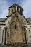 Façade latérale le monastère de St John le baptiste illustration libre de droits