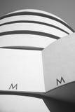 Façade M M de Guggenheim Photo libre de droits