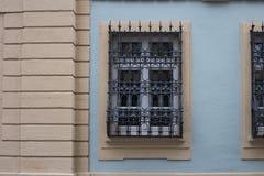 façades historiques en Allemagne du sud Photos stock