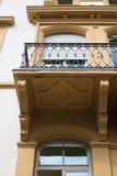 façades historiques en Allemagne du sud Photographie stock