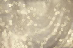 A faísca branca e cinzenta do bokeh brilha testes padrões abstratos para o fundo do Natal imagem de stock royalty free